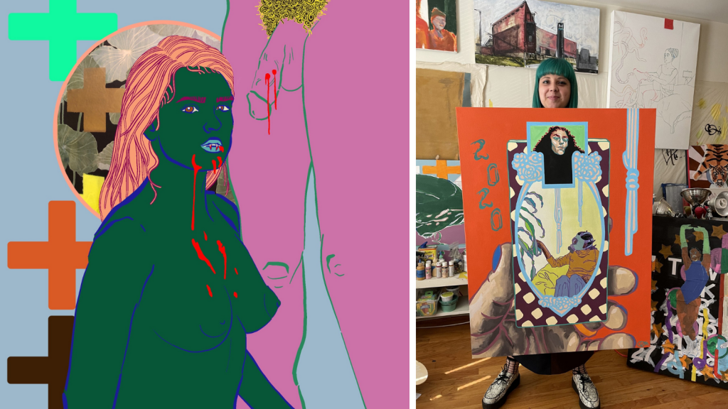 Meet the Feminist Artists Recreating the Iconic First <em>Ms.</em> Cover—Five Decades Later
