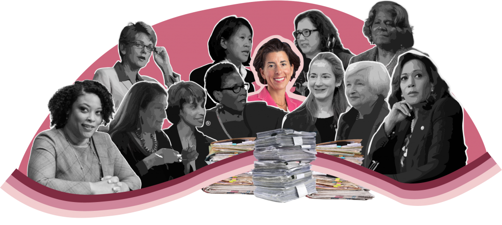 Table For 12, Please: Commerce Secretary Gina Raimondo's Getting America Back to Work