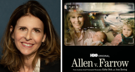 The Crime Hidden in Plain Sight: An Interview with Amy Ziering, Director of 'Allen v. Farrow'