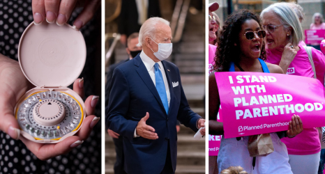 The Weekly Pulse: Birth Control Users Question J&J Vaccine Pause; Biden Reverses Domestic Gag Rule