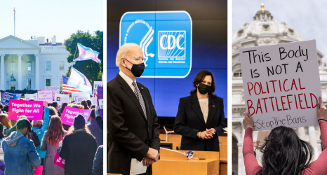 The Weekly Pulse: How to Prep for Fourth COVID Wave; Lawmakers Attack Trans and Abortion Rights