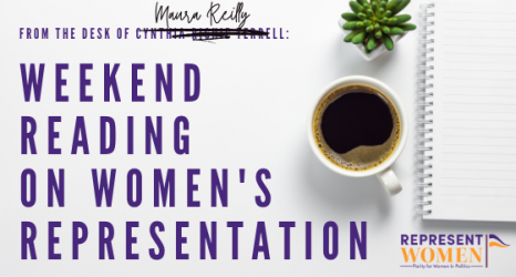 Women's Representation: Equal Representation Achieved! No More Action Needed