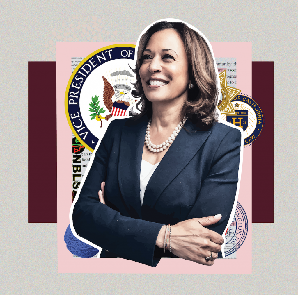 Table for 12, Please: Kamala Harris, Madame Vice President