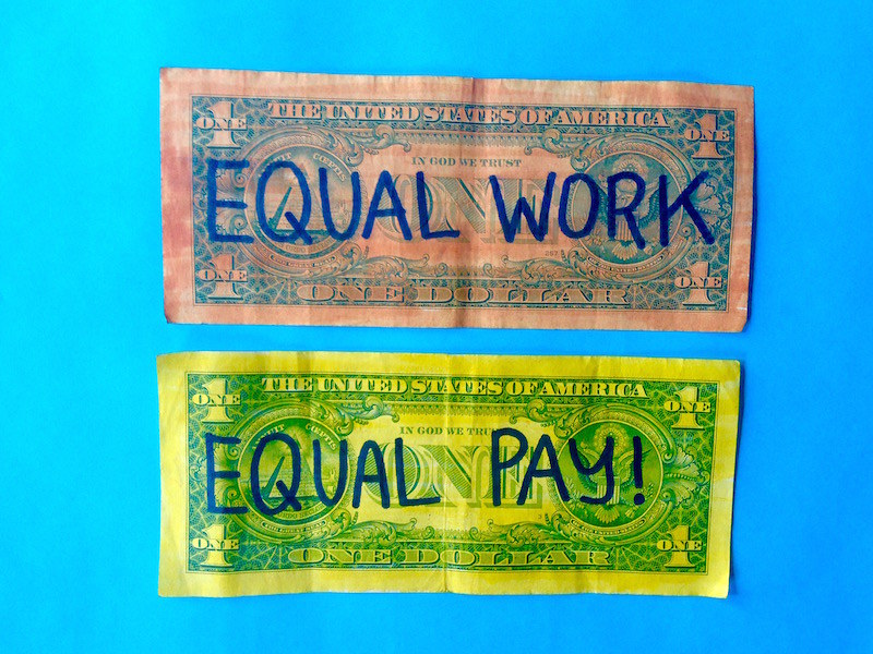 Why Women Need the Paycheck Fairness Act