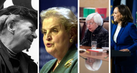 Women in the Cabinet: Much Progress Has Been Made, But There's Still a Long Way to Go