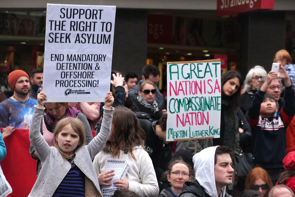 refugee cap; Biden Administration Immigration Missteps Harm Refugees and Asylum-Seekers Most