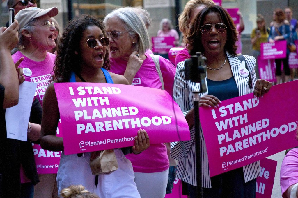Feminists Celebrate Biden's Reversal of Title X Domestic Gag Rule—a Win for Reproductive Freedom