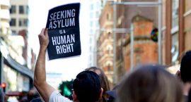 Asylum Seekers, Advocates Urge Garland to End Trump's Cruel Policies Towards Survivors