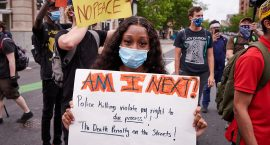 'The Trauma Keeps Coming': How Black Girls Grapple With Witnessing Police Violence