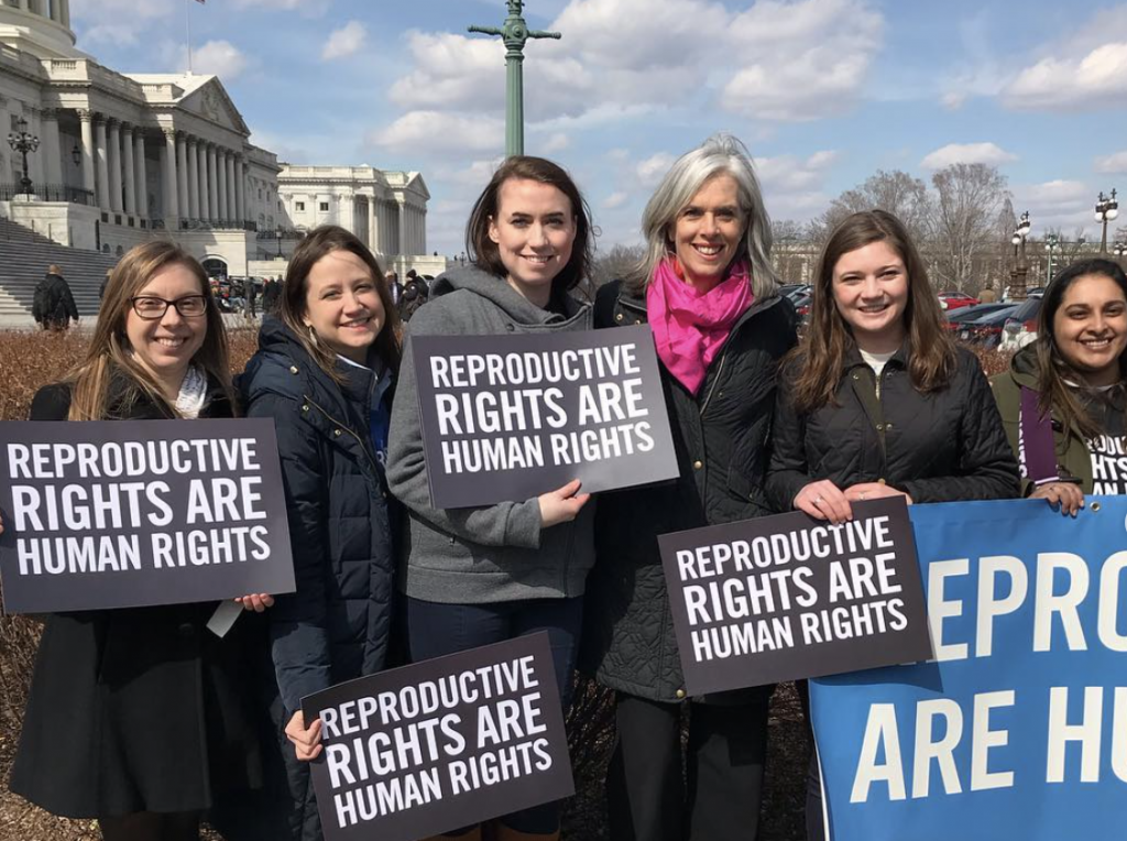 Katherine Clark Introduces Reproductive Rights Are Human Rights Act