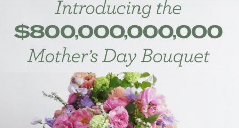 Mother's Day Gifts for the True Value of a Mother's Work: $800 Billion