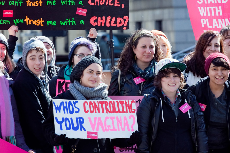"""""""Cancel Culture""""? North Dakota Lawmakers Try to Block Abortion Rights Supporters from University Campuses"""