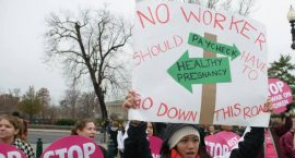 #ProtectPregnantWorkers: Feminists React to House Passage of Pregnant Workers Fairness Act