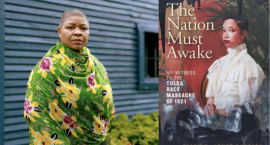 Black Feminist in Public: On the Centennial of the Tulsa Race Massacre of 1921, Anneliese Bruner Treasures Her Great-Grandmother's Words