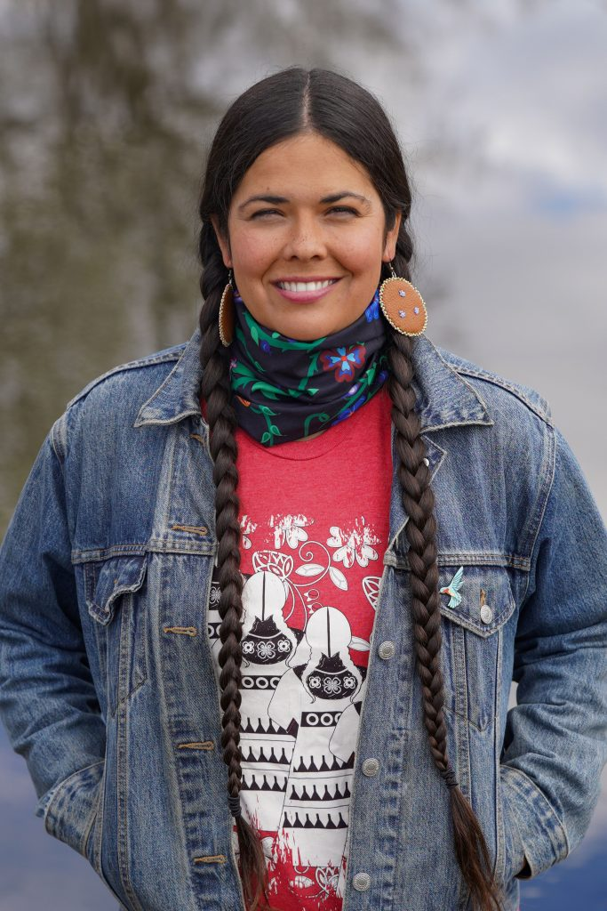 """""""This is Everything That We Have"""": Indigenous Women Lead the Movement to Stop Line 3 Zhaabowekwe - Tara Houska (Bear Clan, Couchiching First Nation Anishinaabe) Founder of Giniw Collective."""