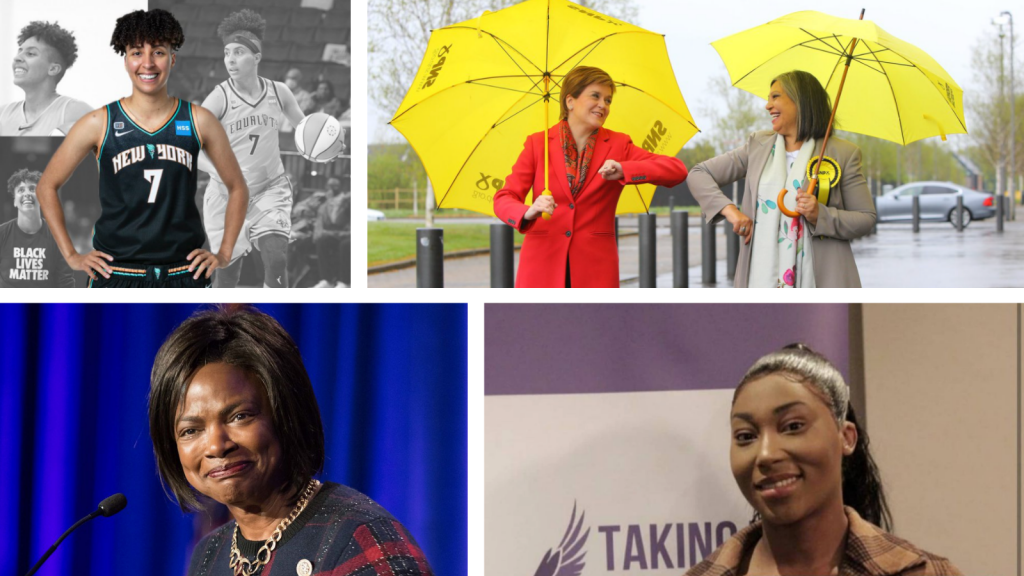 Keeping Score: Reproductive Health Care On the Line; AP Employees Speak Out on Wilder Firing; Anti-Semitic Violence on the Rise