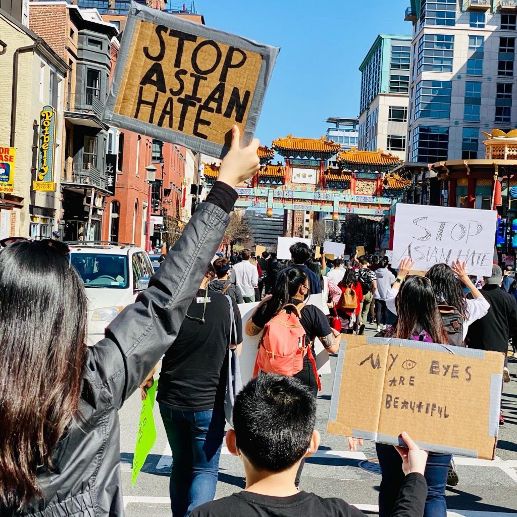 """anti-Asian hate Shifting the Onus of Responsibility From Victims of Anti-Asian Violence to Perpetrators: Looking Beyond """"Situational Awareness"""""""