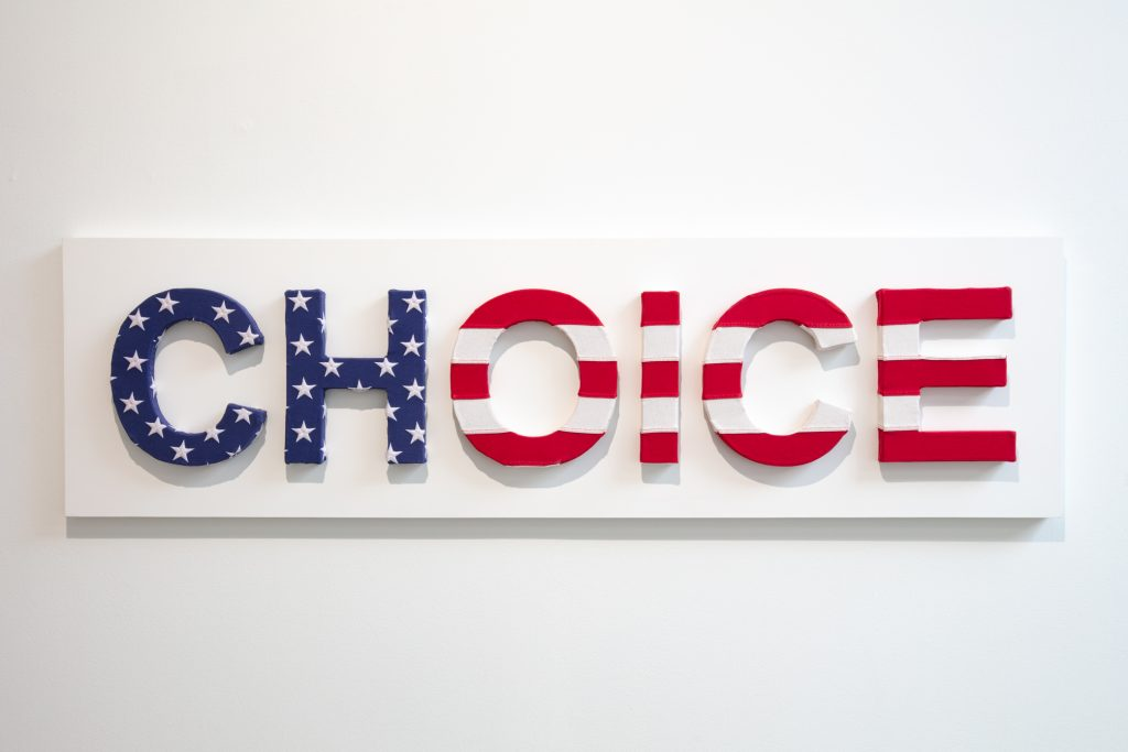 Does Freedom Really Ring? Michele Pred's Art Calls Attention to Inequity in America