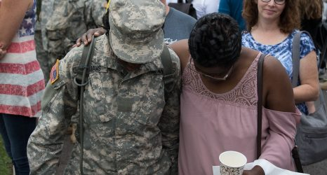Advancing Solutions to End Hunger Among Military Families and Veterans
