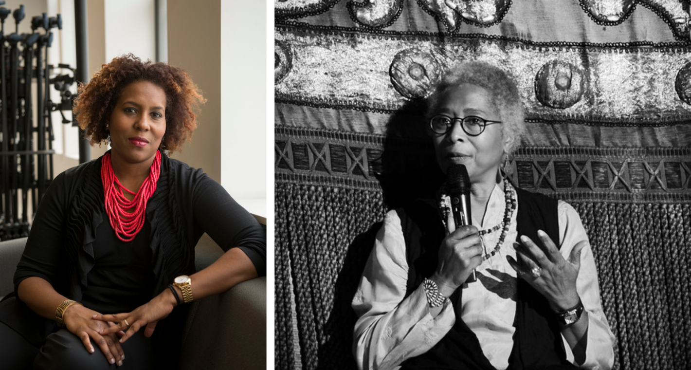 Black Feminist in Public Revisiting Pulitzer Winner Alice Walker; In Conversation with Salamishah Tillet on 'In Search of The Color Purple'