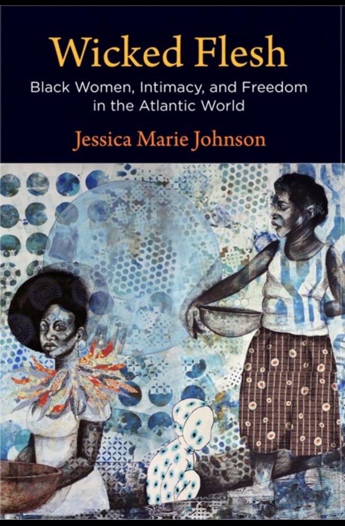 Black Feminist In Public: Jessica Marie Johnson on Slavery Studies and Black Sexual Histories juneteenth-new-orleans-black-feminist-jessica-marie-johnson-slavery-black-women-sexual-history