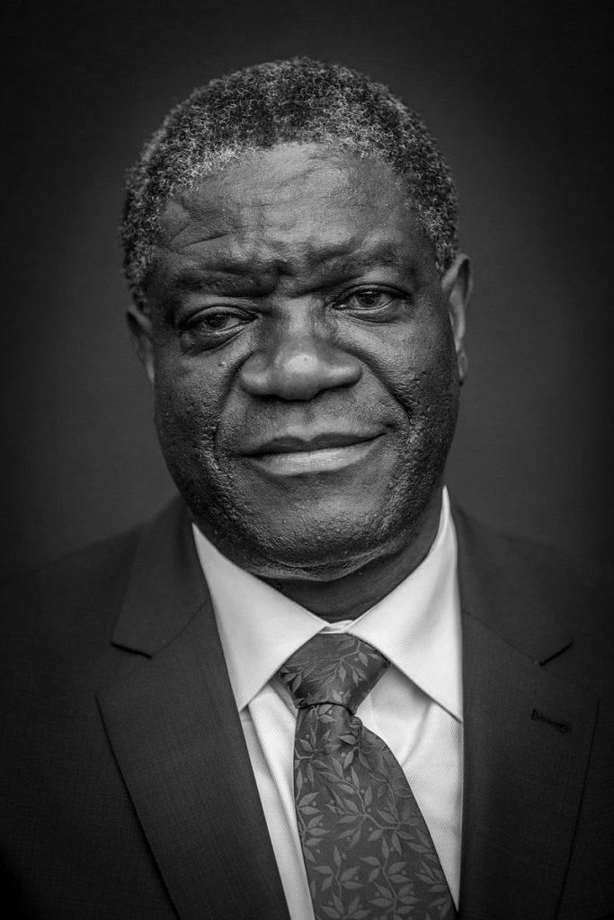 Q&A: Nobel Laureate Dr. Denis Mukwege on Justice for Survivors of Sexual Violence