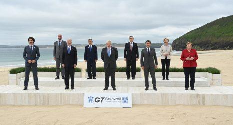G7, Gender Quotas and Increasing Women's Leadership Worldwide: Weekend Reading on Women's Representation