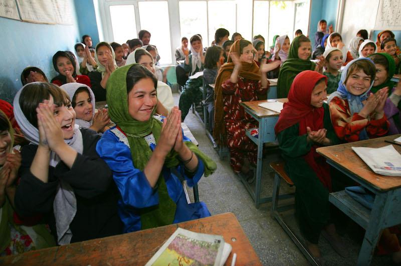 The Women in the Room: A <em>Ms.</em> Conversation With Afghan Peace Negotiators Fawzia Koofi and Fatima Gailani