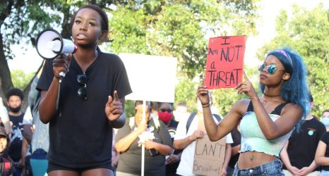How to Organize a Teen Protest