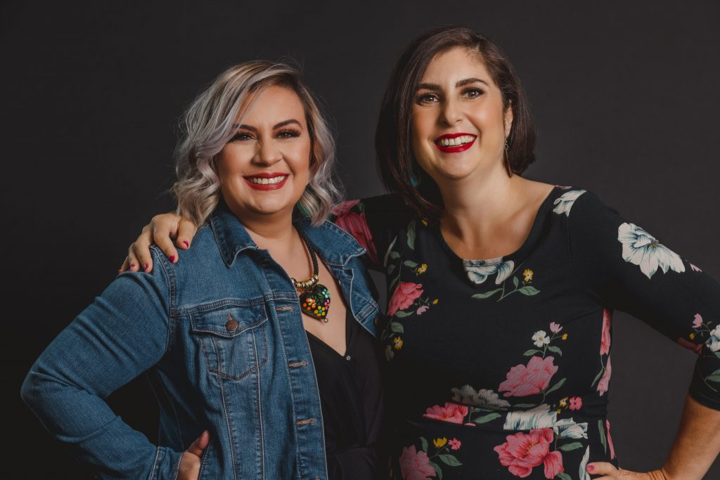 The Story Behind Her: Journalists Valeria Fernández and Maritza L. Félix Are Making Space for the Latinx Community