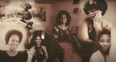 "Monique DeBose's Feminist Anthem ""Brown Beauty"" Is a Love Letter to Black Women Black Feminist in Public"