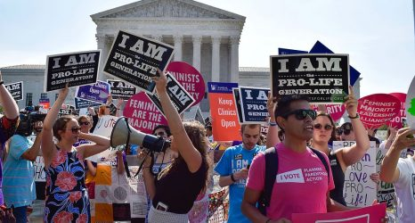 Will Shifts in Public Opinion Impact the Abortion Debate?
