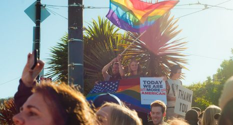 Protections for LGBTQI Individuals Go Global