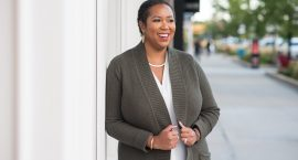 What Will It Take To Get a Black Woman Elected to the Senate? Collective PAC's Stefanie Brown James Breaks it Down