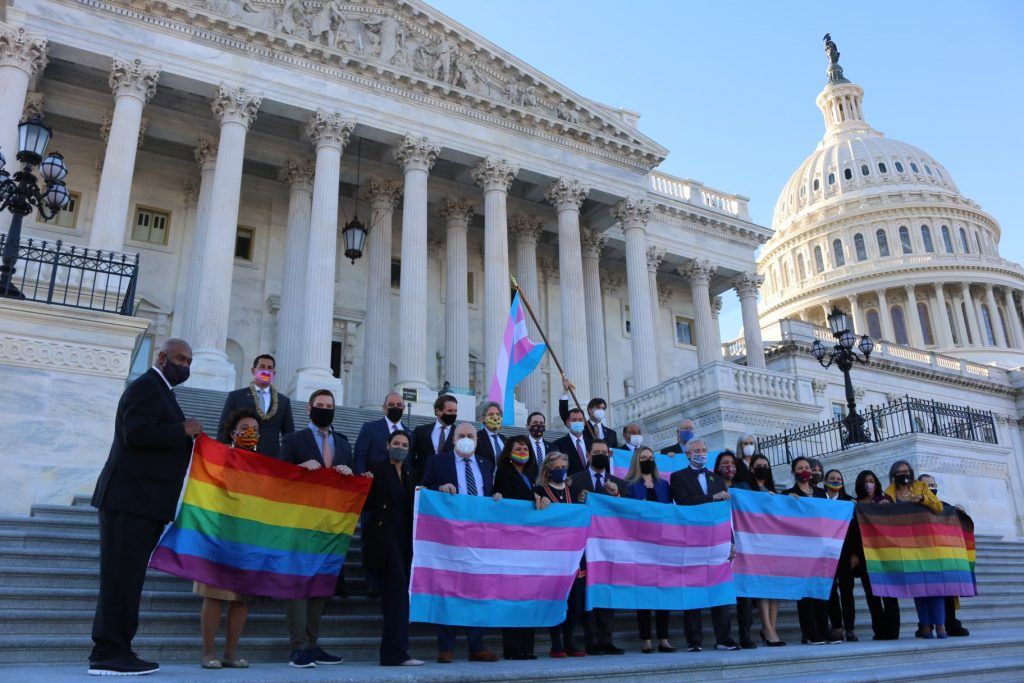 Dark Money, Bright Future: The Equality Act Takes on New Urgency During Pride Month equality-act-biden-pride-month-lgbtq-discrimination