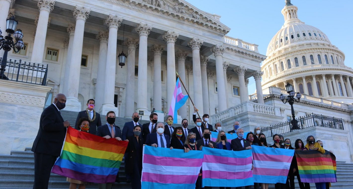 Dark Money, Bright Future: The Equality Act Takes on New Urgency During Pride Month