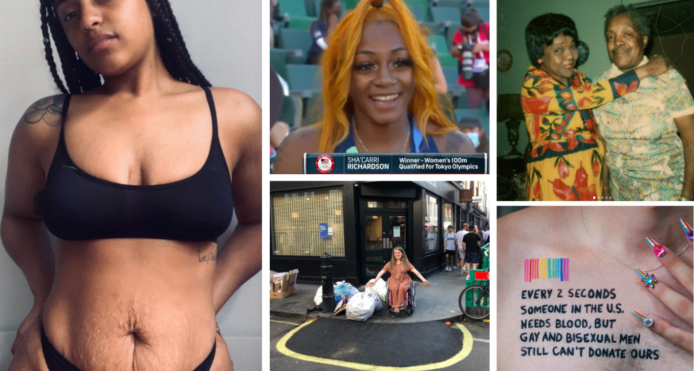 Toasts All-Around: This Week's Feminist Social Media Moments of Celebration and Activism