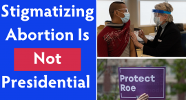 Weekly Pulse: Majority of U.S. Supports Roe; Biden Won't Say 'Abortion'; Europe Grapples With Surging COVID Cases