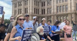 """Texas Democrats: On Abortion Rights and Voting Rights, """"I Don't Want To Go Back"""""""