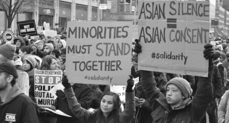 U.S. Acts Decisively to Protect Asian Americans—But Drags Its Feet on Protecting Black Americans