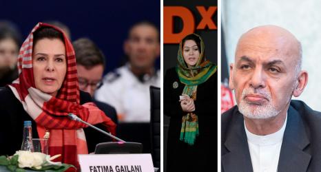 Biden Pledges Support to Afghanistan Despite U.S. Troop Withdrawal