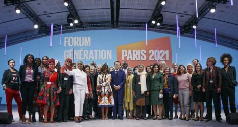 Billions Pledged to Accelerate Gender Equity at Generation Equality Forum