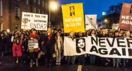 Democrats Abroad Mobilize to Protect Abortion Rights as U.S. Falls Further Behind Most European Nations