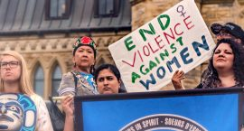 Federal Policy Has Failed To Protect Indigenous Women