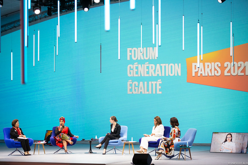 How to Build On the Generation Equality Forum