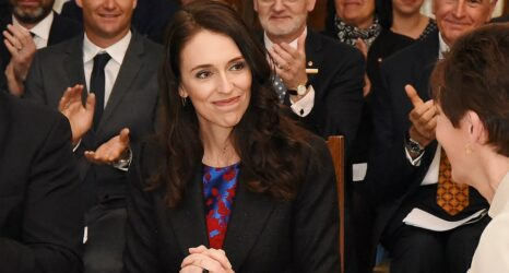 """Jacinda Ardern's Rise to Power as """"The Strong Woman""""—Not the Strongman"""