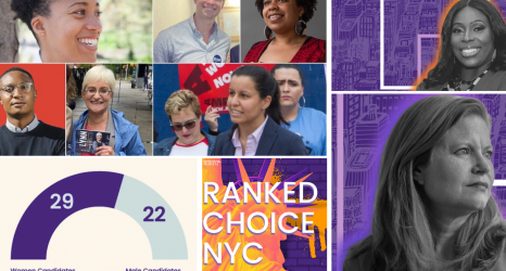 NYC Didn't Get Its Woman Mayor—But the City Sure Broke Records: Weekend Reading on Women's Representation