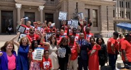 On the Ground in Texas: The Latest Front Line of Voting Rights