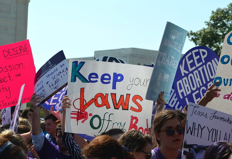 """States Enact a Record-Breaking 90 Abortion Restrictions So Far This Year: """"An All-Out Assault Against Abortion Rights"""""""