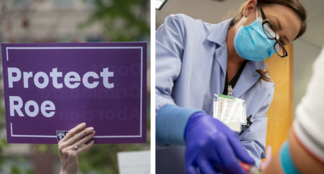 The Weekly Pulse: Has the GOP Changed Their Minds on Vaccines? Will the Supreme Court Overturn Roe?